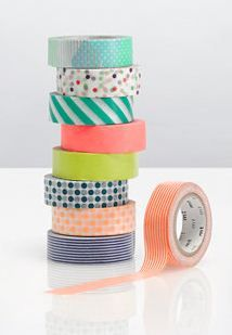 Washi Tape Great To Use For Gifts Makes Packages Even More