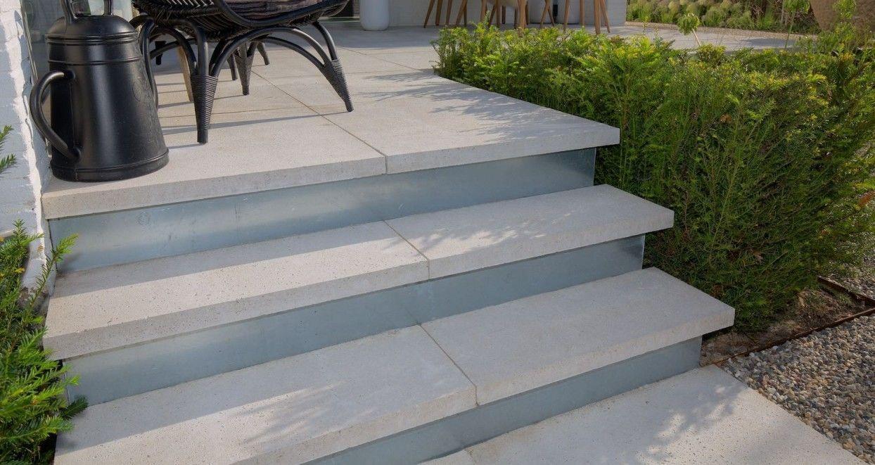 Verbazingwekkend Trap bouwen in je tuin? #inspiratie: 8X de mooiste trappen van IW-71