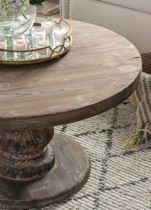 Amelia Coffee Table Round Wood Coffee Table Round Coffee Table Decorating Coffee Tables