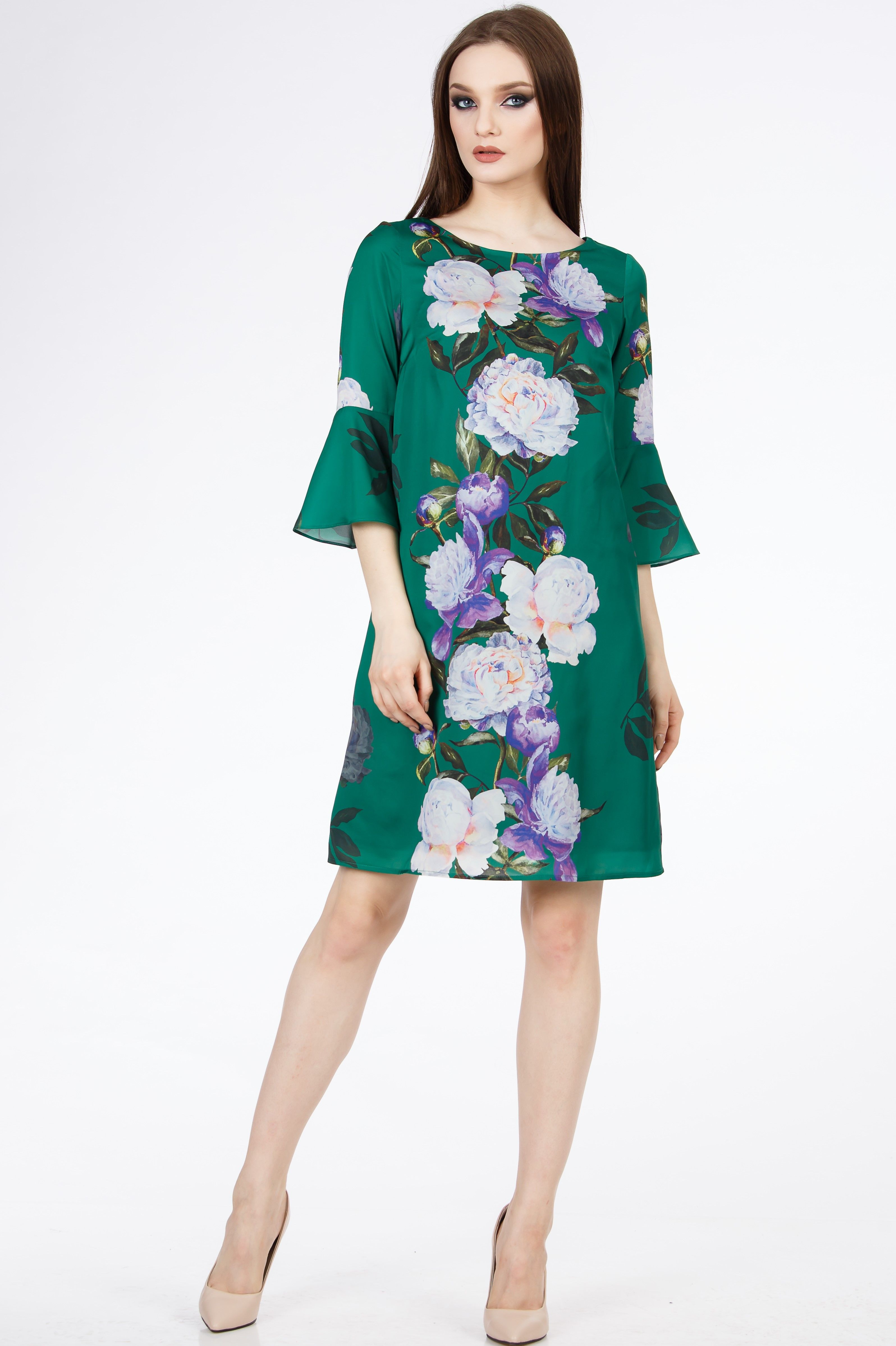 Outfit Ideea To Wear This Summer Summer Dress Floral Dress Green