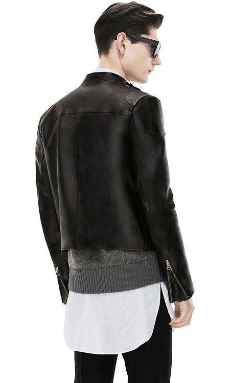 Men's layered fashion