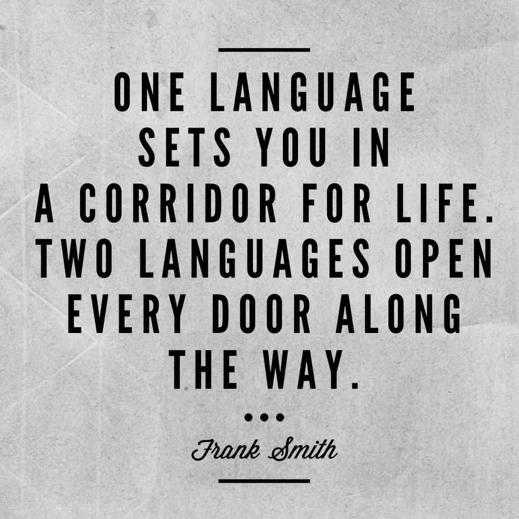 Languages With Alina On Twitter Learn Another Language Learning Quotes Language Quotes