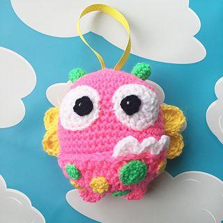 Crochet Tooth Fairy Pillow Free Crochet Patterns | 320x320