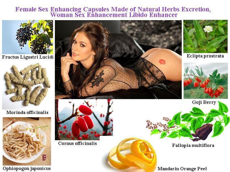 Natural herbs to enhance sex