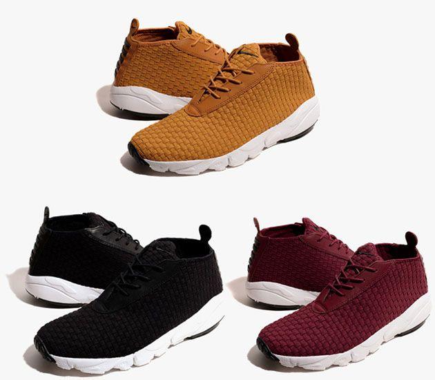 Nike Air Footscape Desert Chukka Sneakers N Stuff Nike Original Nike Men
