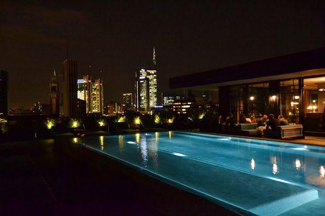 Ceresio 7 Pools Restaurant Via Ceresio 7 Milano Tel