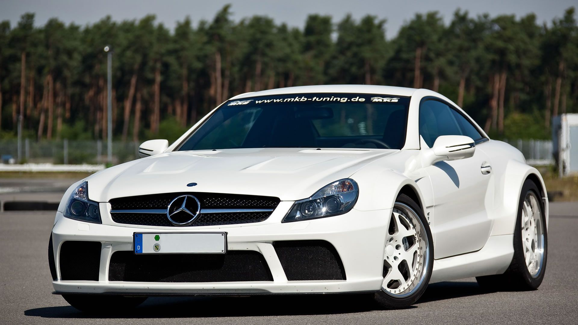 Automotive area 2011 mercedes benz sl r230 - German Tuning Company Mkb Offers A Fresh New Performance Package For The German Automobile Manufacturer Mercedes Benz S Sl 65 Black Series
