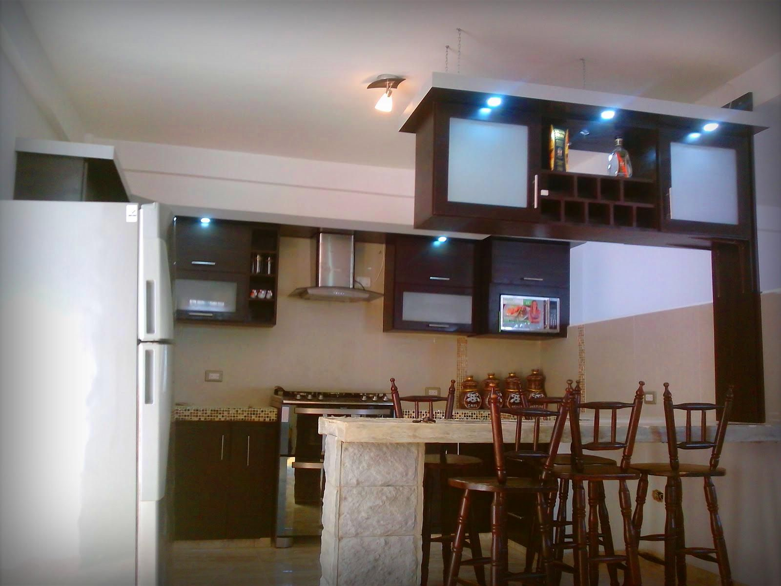 Vinera personalizada para tu mueble de cocina vineras for Bar para cocina