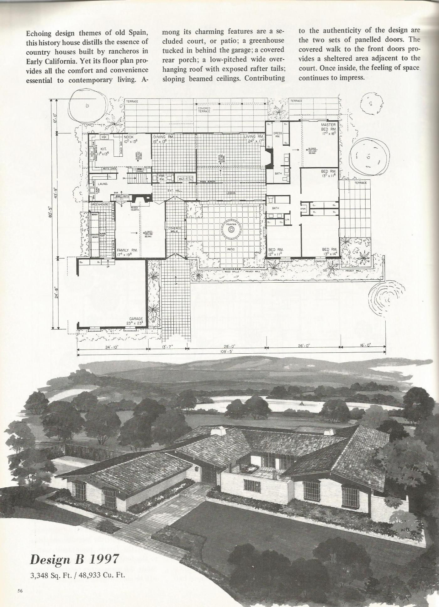 Vintage House Plans Spanish Style Homes Spanish Style Homes Spanish Style Bathrooms Vintage House Plans