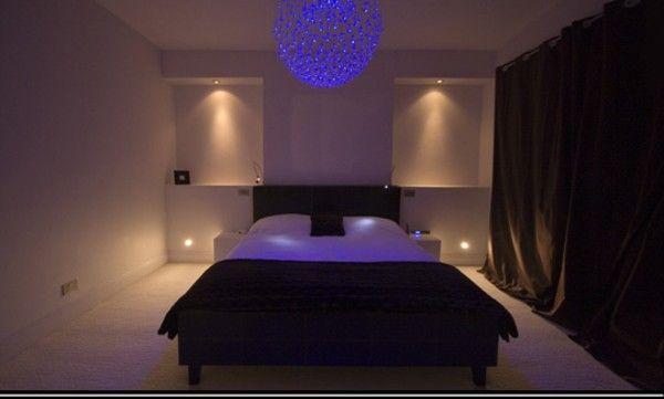 Romantic Bedroom Lighting Design Ideas   Bedrooms   Pinterest ...