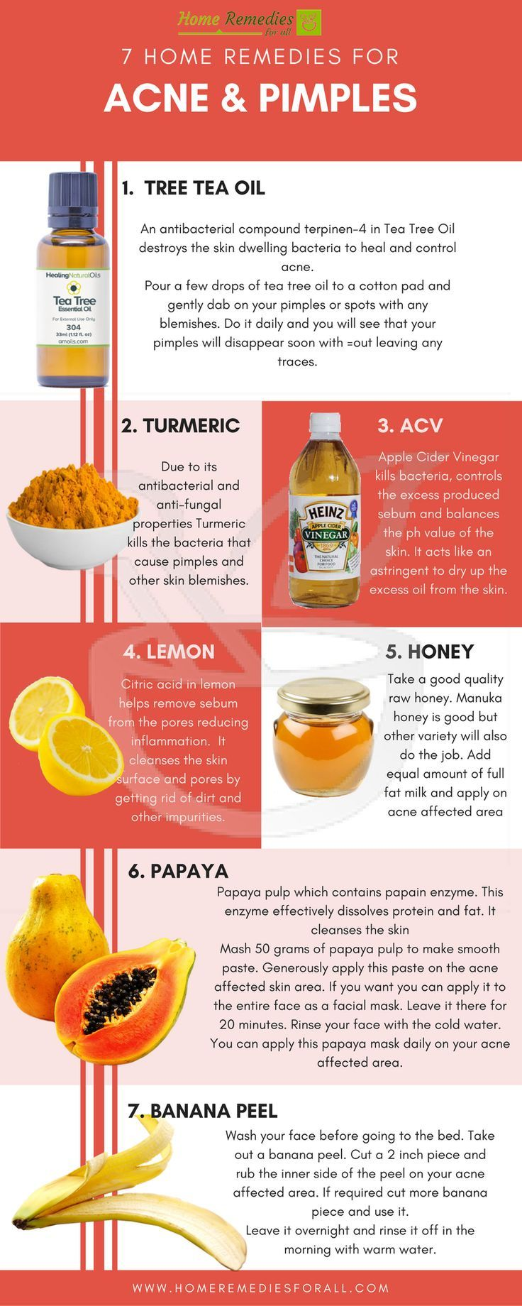 You can get rid of your pimples with these simple but very ...
