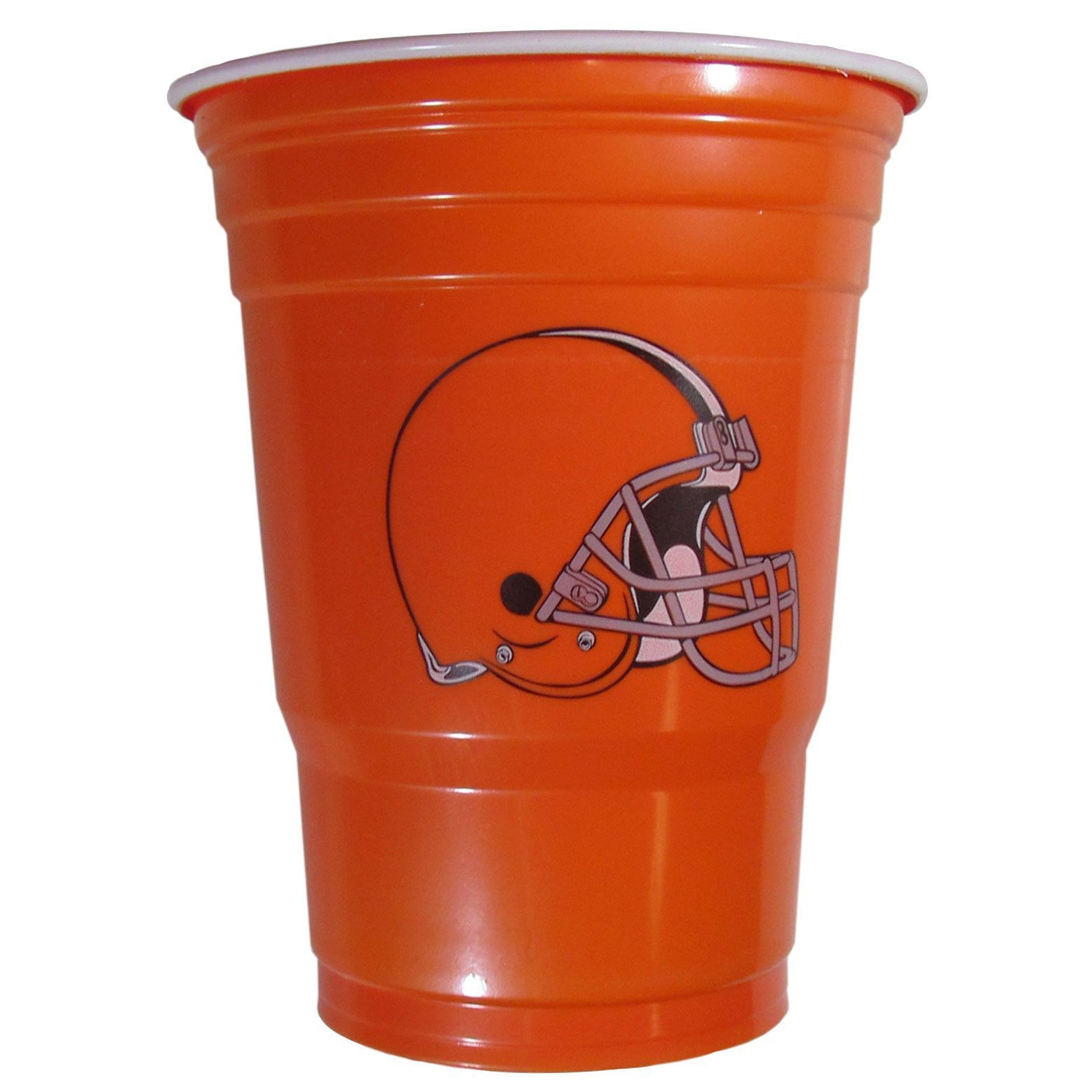 Cleveland Browns Plastic Game Day Cups Cleveland browns