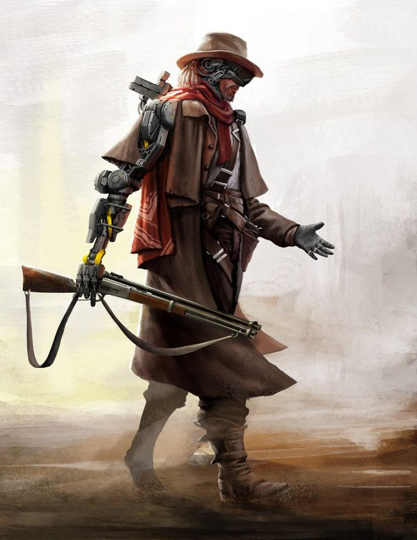 Law By Sttheo On Deviantart Post Apocalyptic Art Concept Art Characters Steampunk Art
