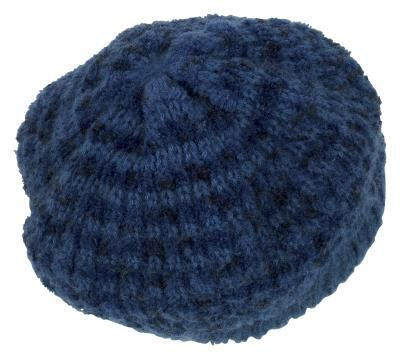 37a5c546c4d How to Make an Easy Knit Beret on Circular Needles