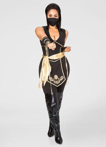 Catsuit Ninja Plus Size Costume Plus SIze Costumes Pinterest - halloween costume ideas plus size