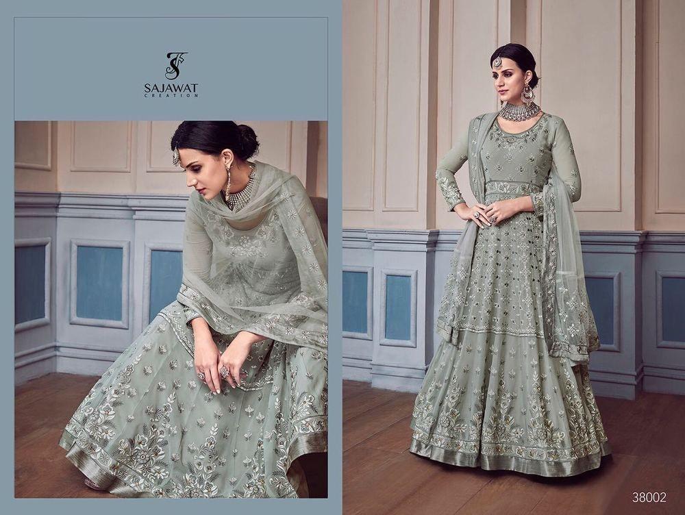 73c855d568 Designer Salwar Kameez bollywood indian Suit fabric dress pakistani ethnic  1655 #fashion #clothing #
