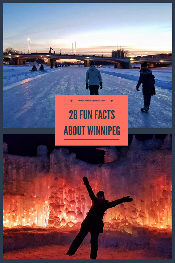 what are some interesting facts about manitoba