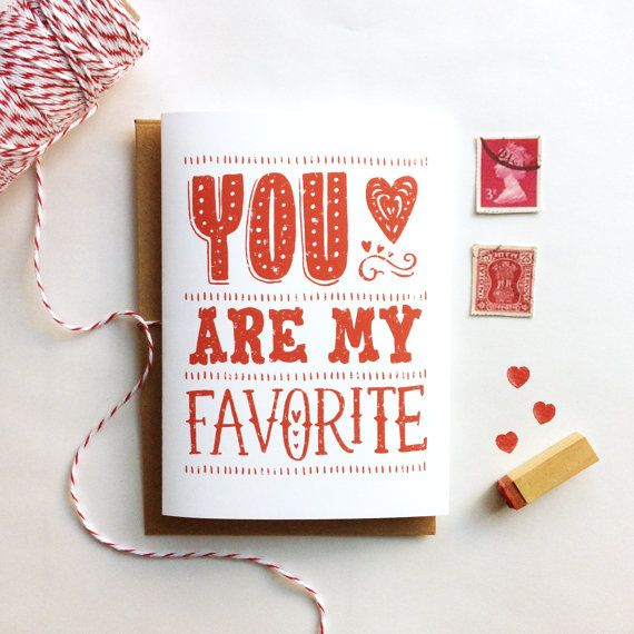 33 beautiful valentines day cards on etsy