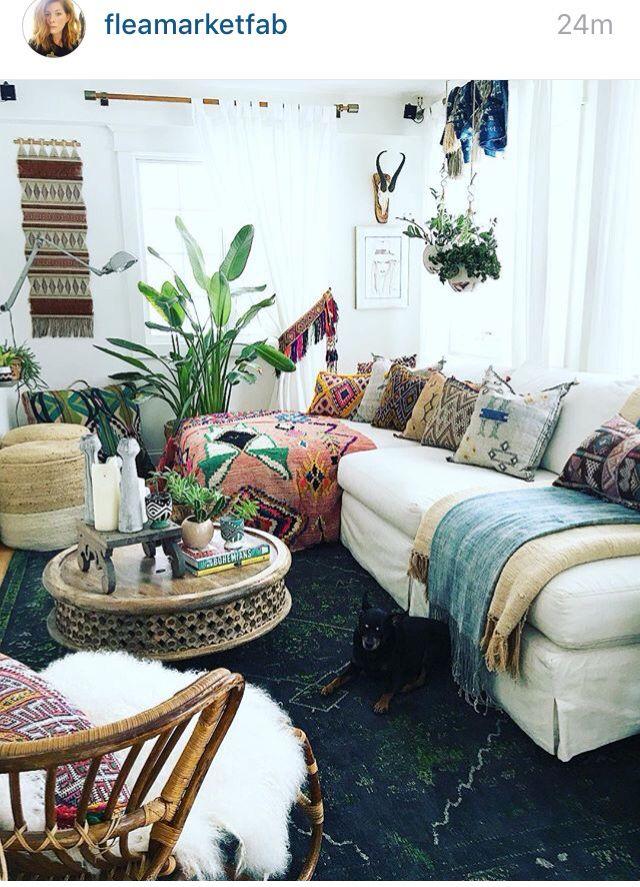 Home ideas sunroom house ideas pinterest decoraci n for Decoracion hogar hippie
