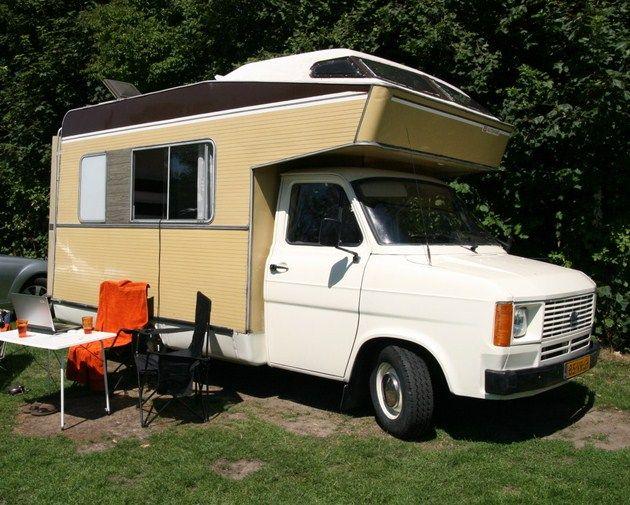 ford transit camper ci 1979 travelhome camping car et. Black Bedroom Furniture Sets. Home Design Ideas