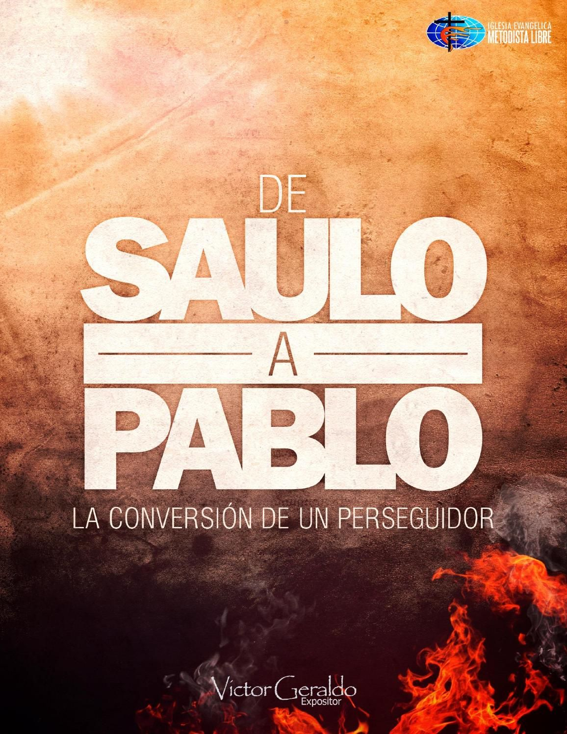 De Saulo a Pablo   Libros