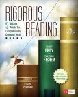 """""""Rigorous Reading"""" [book cover provided by bn.com] #DOEBibliography"""