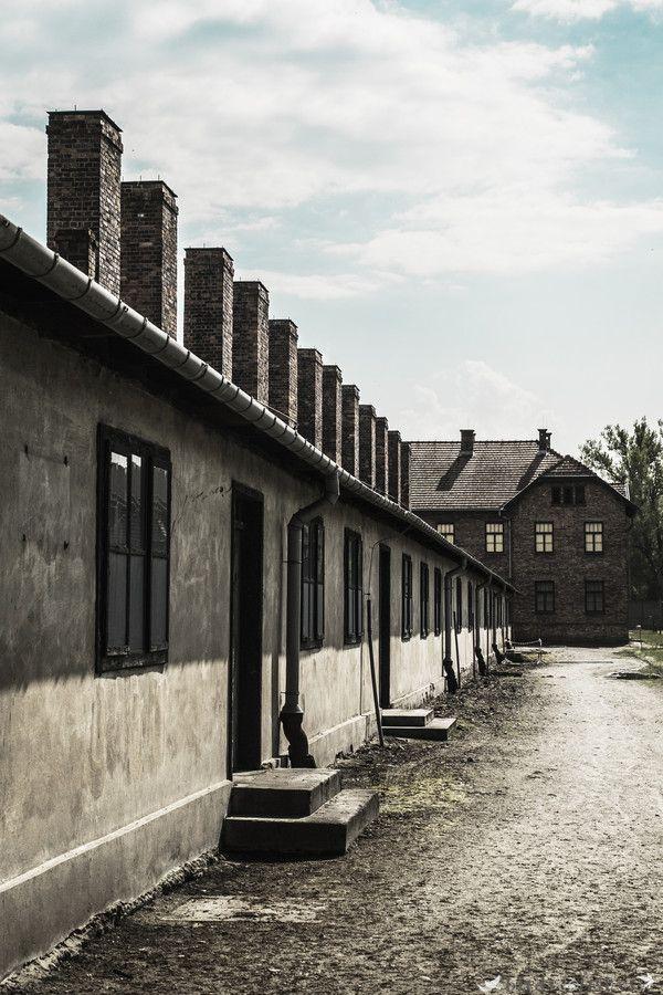 Kitchen of the Auschwitz by birdstofishes