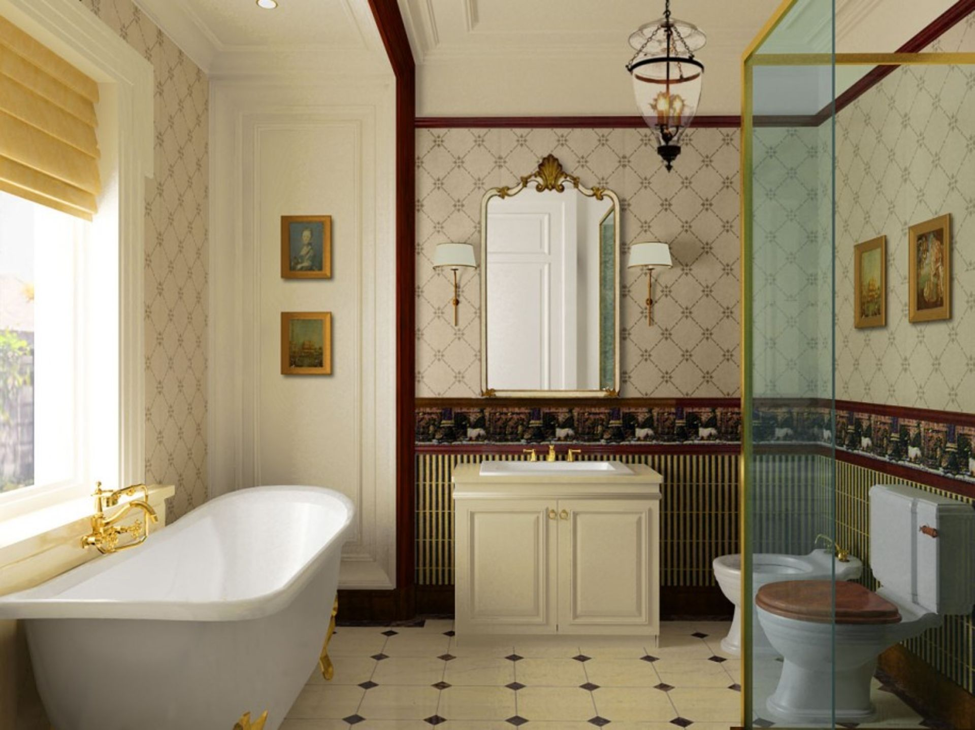 majestic 1920s bathroom vanity. Anthony and Daisy s 1920 bathroom  Gangster Pinterest 1920s