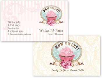 How sweet candy buffet dessert table business card custom design how sweet candy buffet dessert table business card custom design colourmoves