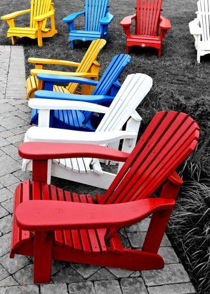 Pin de Beverly en Adriondack | Pinterest | Muebles rústicos, Cabañas ...