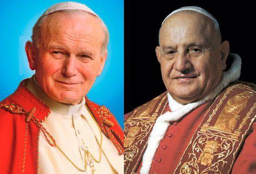 El 30 De Septiembre El Papa Anunciará Fecha De Canonización De Juan Pablo Ii Y Juan Xxiii Papa Juan Xxiii Juan Pablo Ii Juan Xxiii
