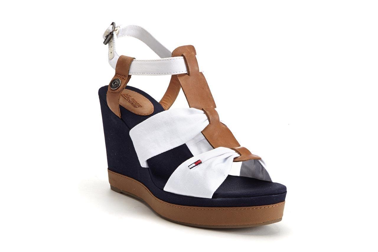 Zapatos para mujer Tommy Hilfiger tom 56817076 Blanco 62,93