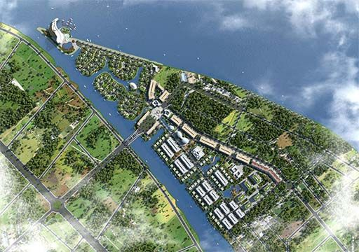 Khu đô thị mới Cồn Khương