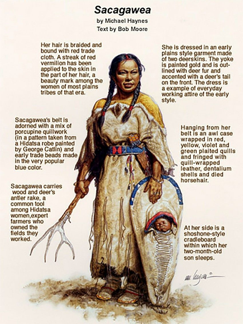 Sacagawea: the founding mother of America by Sarah Morris   In May 1788, the most amazing woman was born to the Shoshone tribe in the Rocky Mountains, now Idaho. When she was just 12-years-old, Sacagawea was kidnapped by the Hidatsa tribe, who were the Shoshone's enemies. Read more...