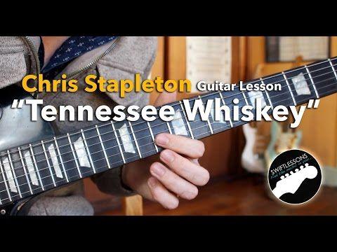 Rhythm/Lead Guitar Lesson - Chris Stapleton \