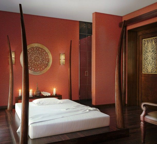 21 Best Asian Bedroom Design Ideas Asiatische Schlafzimmer
