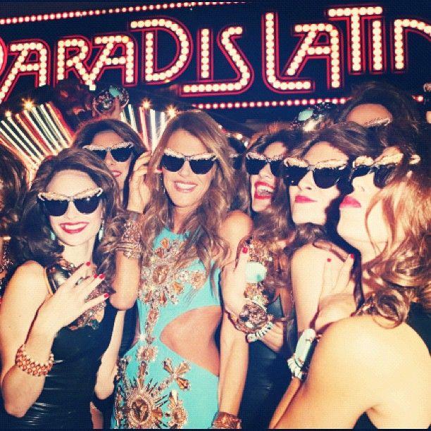 Anna Dello Russo - Party launch for H @anna_dello_russo @hm #paris #paradislatin #party #hm #adr - @nssmagazine- #webstagram