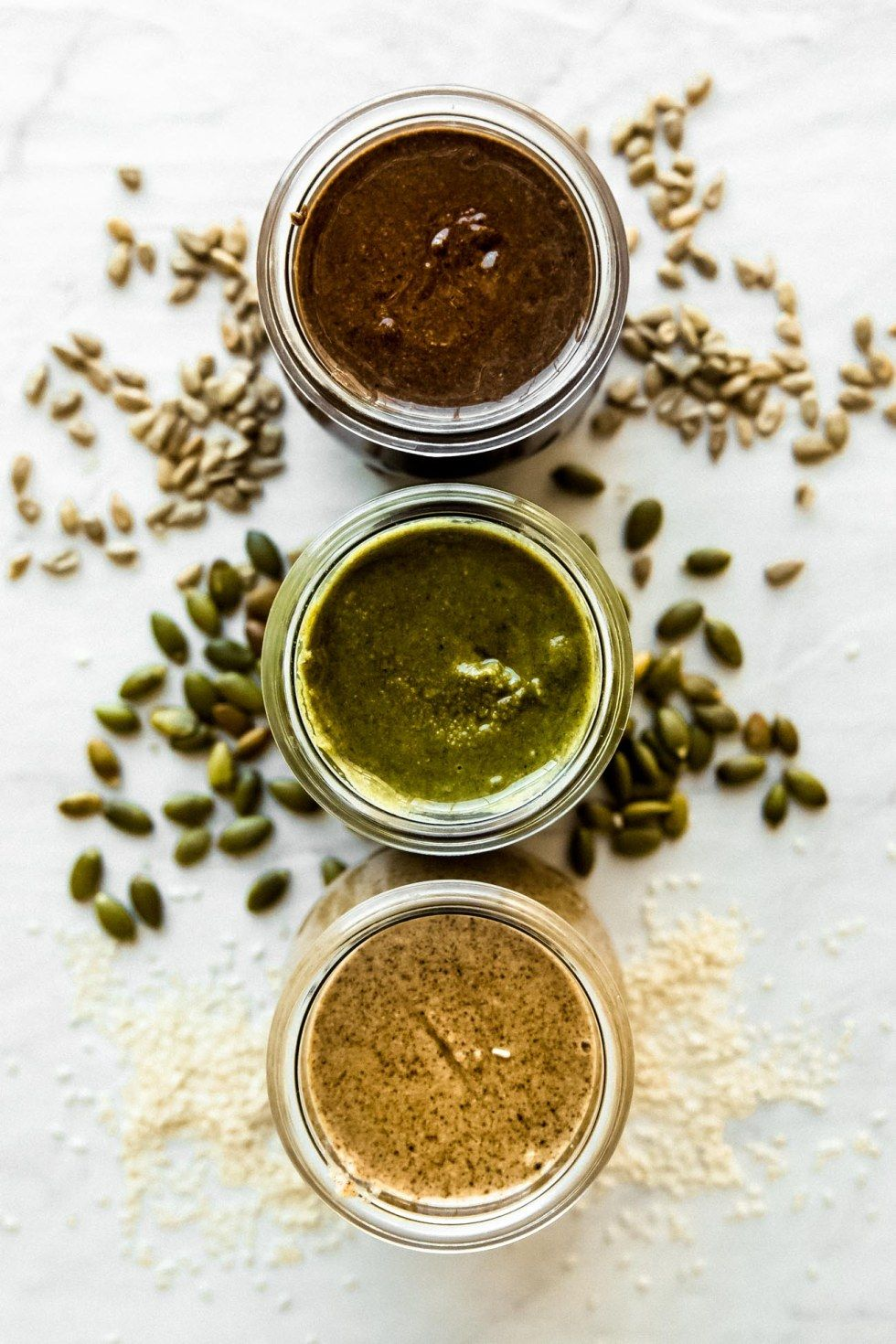 How to Make Seed Butters with 3 Variations | The Movement Menu
