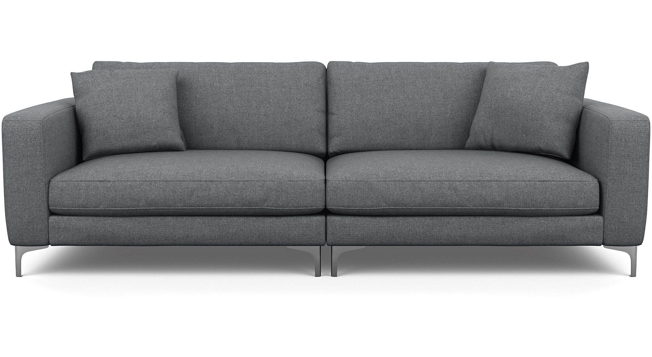 Plush  think sofas. Australia's sofa specialist - zara   home comforts    Pinterest