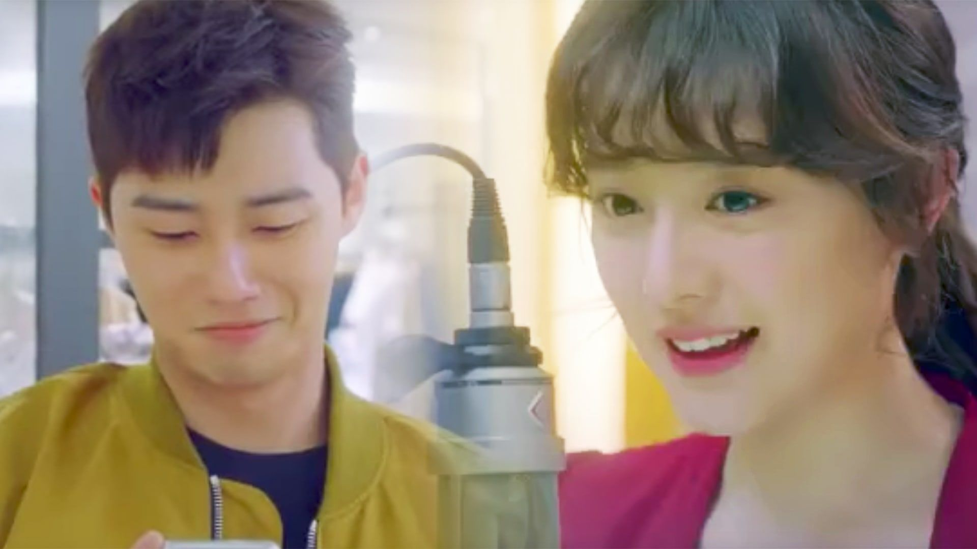 "Watch: Park Seo Joon And Kim Ji Won Dream Big In New ""Fight My Way"" Teaser"
