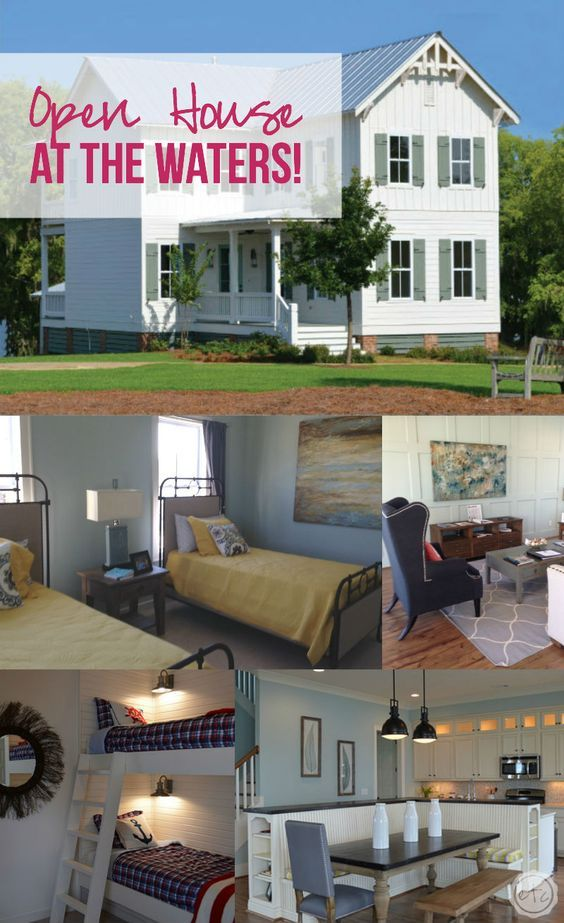 Open House at The Waters - Happily Ever After, Etc.