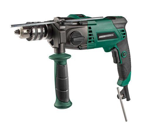 Masterforce 2 Speed 1 2 Hammer Drill At Menards Hammer Drill Drill Menards