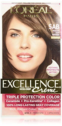 Loreal paris excellence creme mocha ash brown 5ab the best do loreal paris excellence creme mocha ash brown the best do it yourself chocolate cocoa brown ive found solutioingenieria Gallery