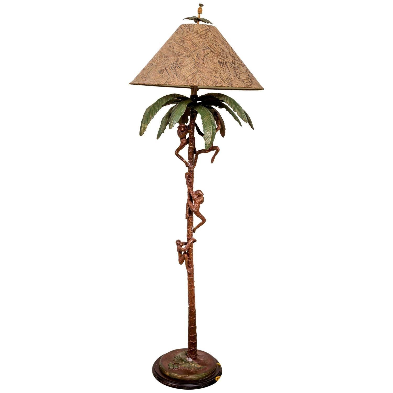Frederick Cooper Monkey Table Lamp