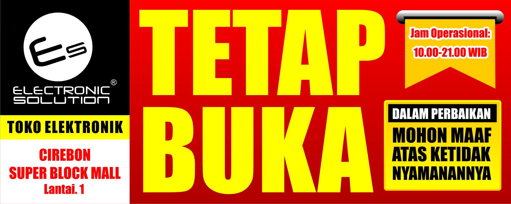 Contoh Spanduk Untuk Toko Plastik - desain banner kekinian