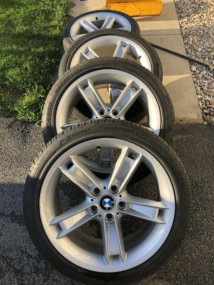 Advertisement Ebay Oem Bmw Wheels 19 Inch Wheel And Tire Packages