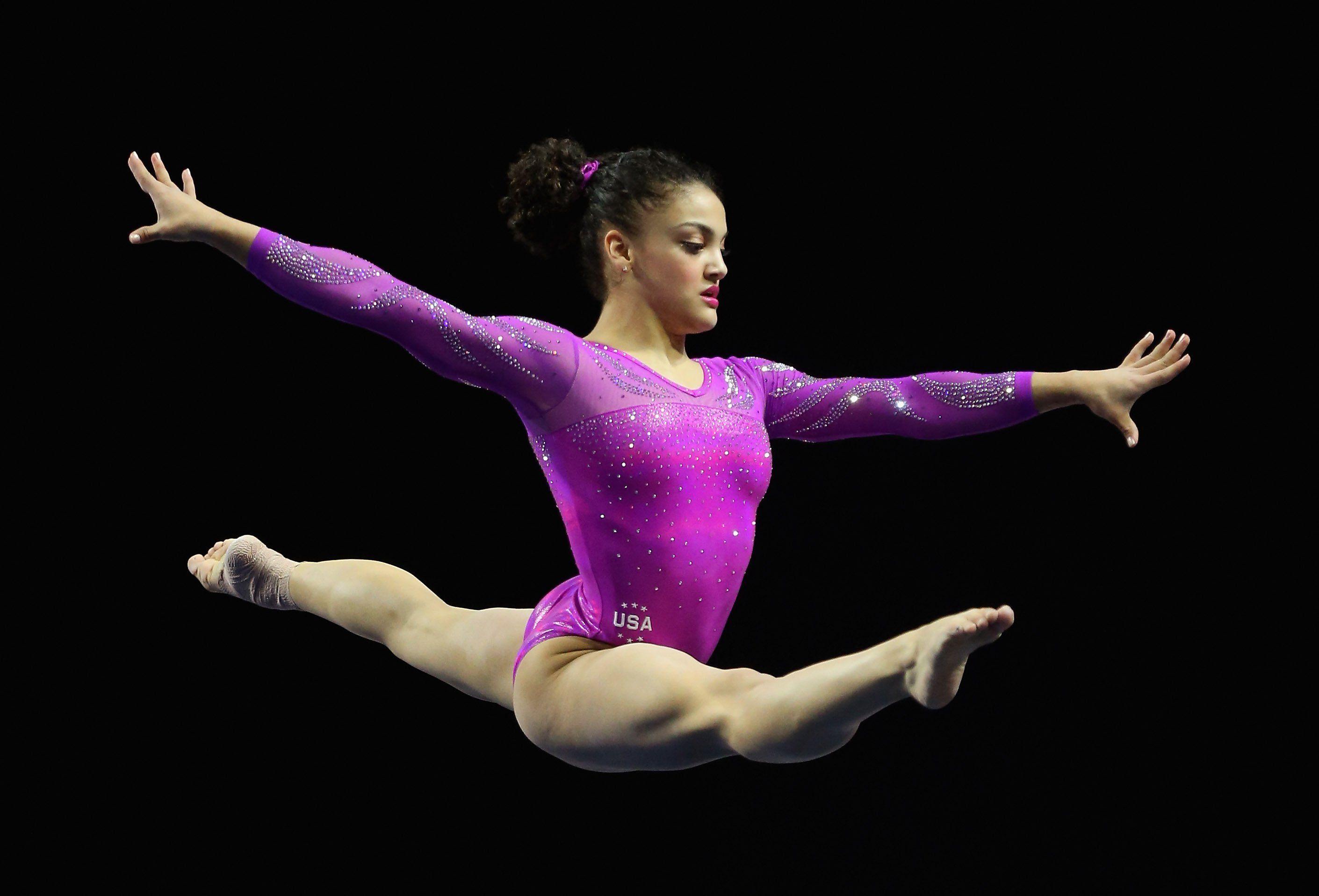 Laurie Hernandez Laurie Hernandez Female Gymnast Gymnastics