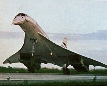 The Concorde SST