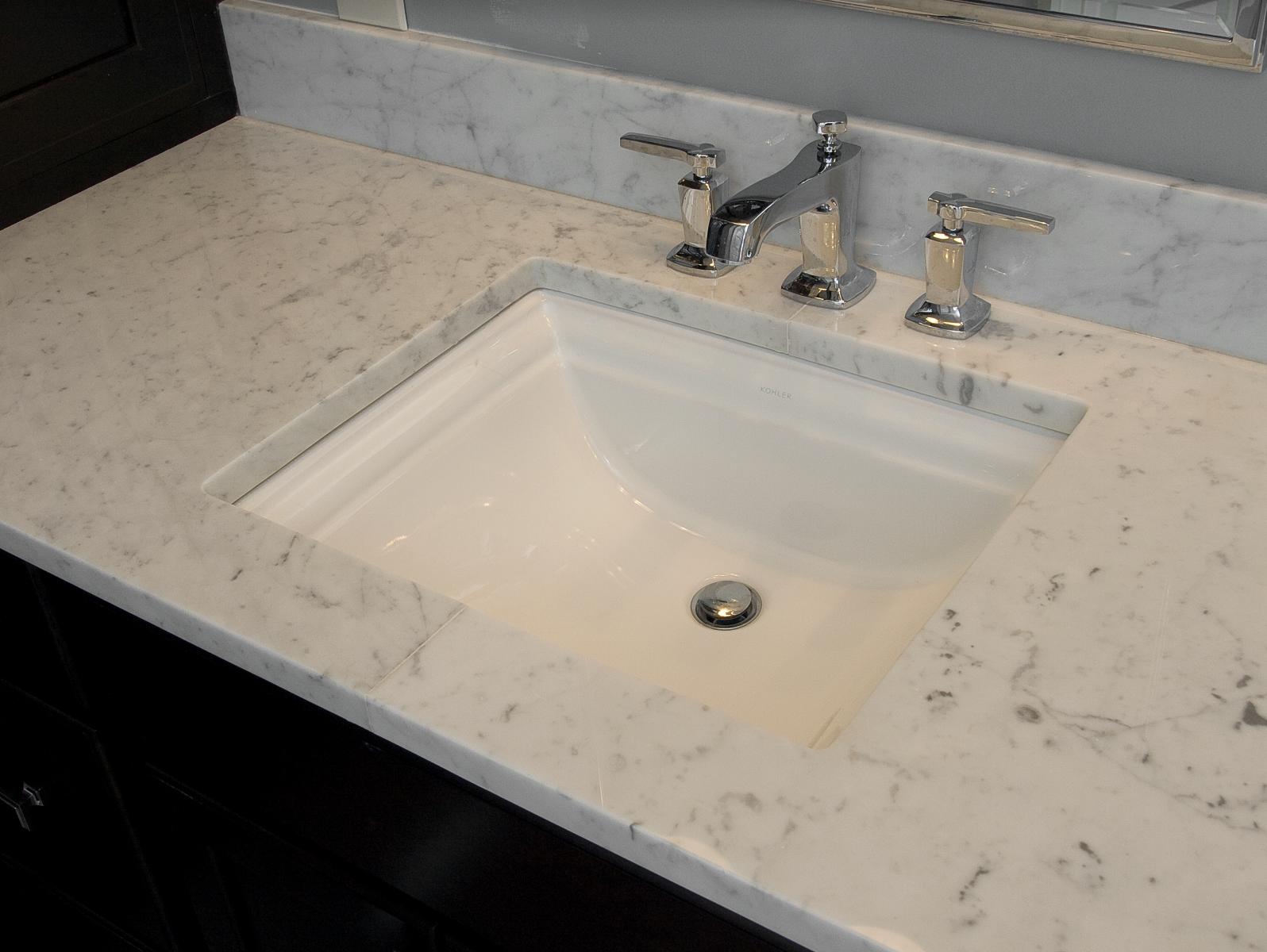 Home Main Countertops Granite Bathroom