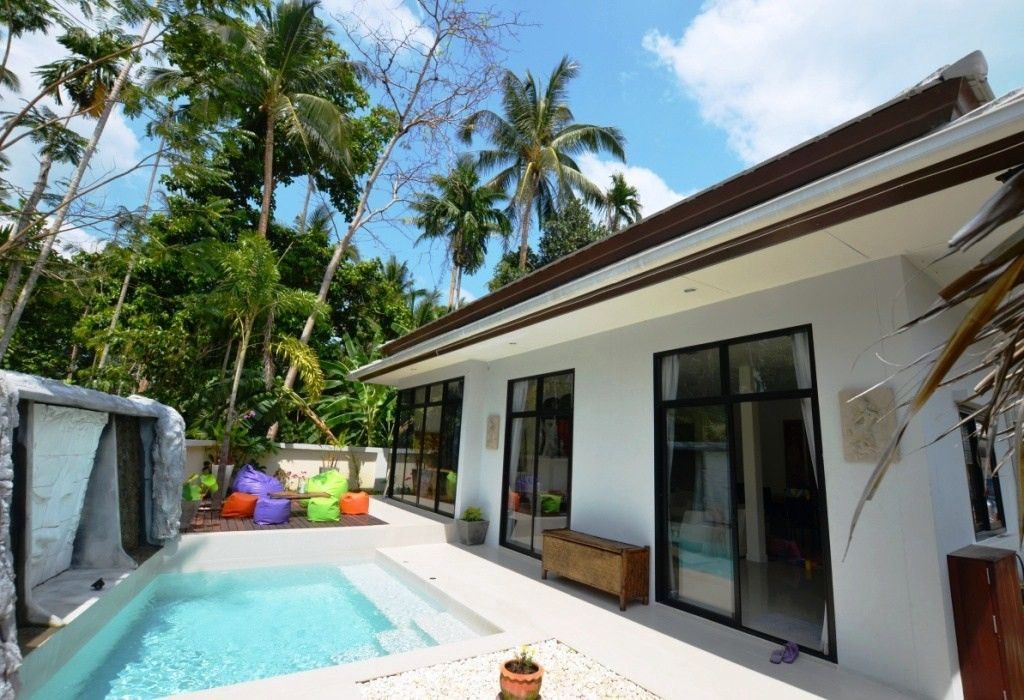 3 Bedroom Rentals Near Me Mae1458 Koh Samui New House For Rent In